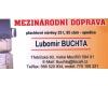 Dopravní a zasílatelské služby Lubomír Buchta