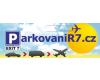 Parkování u letiště Praha
