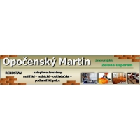 Stavební firma - Martin Opočenský