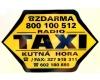 Přeprava osob Jiří Koten – Radio Taxi Simona Kutná Hora