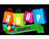 Party shop, Party obchod, Party e-shop