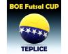 BOE Futsal Cup Teplice
