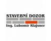 Stavební dozor - Ing. Lubomír Klajsner