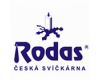 Česká svíčkárna Rodas