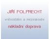 Jiří Folprecht – Nákladní autodoprava