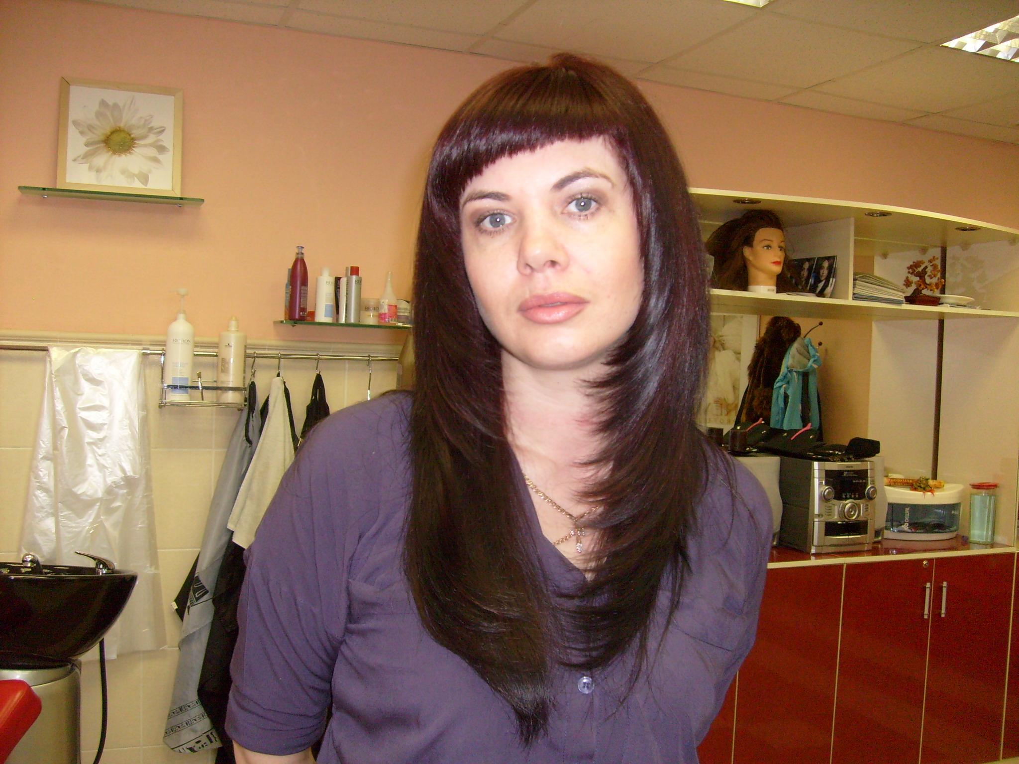 Работа парикмахер без опыта работы 14 фотография