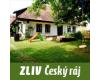 Chalupa Zliv Český ráj