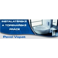 Instalatérské a topenářské práce – Pavel Vopat