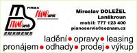 PIANO servis – Miroslav Doležel