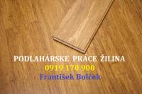 Podlaharske prace-František Bolček