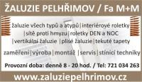 Žaluzie Pelhřimov - Stínící technik