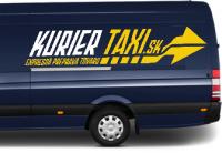 KURIER TAXI.sk   Nákladné taxi Bratislava-Preprava tovaru