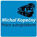 Práce autojeřábem – Kopečný Michal