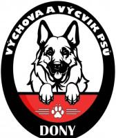 DONY Výchova a výcvik psů