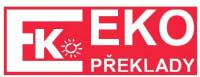 EKO Překlady s.r.o. – překladatelská agentura