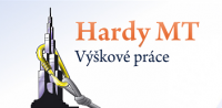 MT Hardy s.r.o. – Výškové práce