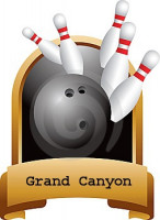 Grand Canyon - bowling bar