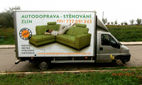 AUTODOPRAVA STĚHOVÁNÍ ZLÍN - Milan Kadlečík