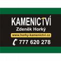 Kamenictví a kamenosochařství – Zdeněk Horký