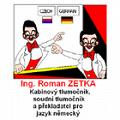 Tlumočení a překlady – Ing. Roman Zetka
