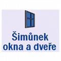 Šimůnek - okna a dveře