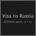 ATMAN spol. s r.o. - pozvání, pracovní povolení, víza do Ruska