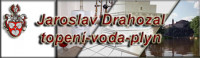 Jaroslav Drahozal - topení, voda plyn.