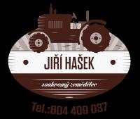 Zemědělské práce Jiří Hašek