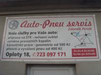 Autoservis-pneuservis-autoodtah – Zdeněk Peták