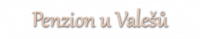 Penzion u Valešů