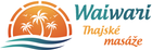 Waiwari thajské masáže