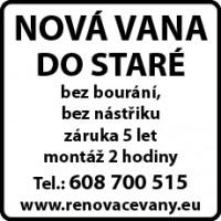 Renovace Van