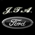 Autovrakoviště Ford J.T.A.