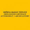 Sběrna Mazan Teplice