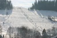 Skiareál Zborov Háječek