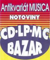 Antikvariát Musica – Stanislav Krejčí