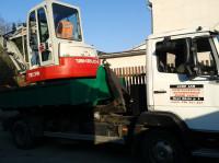 Zemní práce a kontejnerová doprava