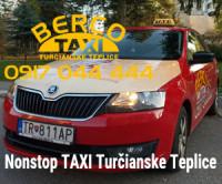 Berco TAXI Turčianske Teplice