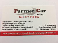 PARTNER CAR, s.r.o.