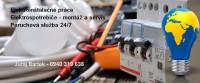 Elektrikári Bratislava – poruchová služba