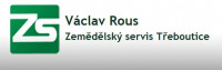 Zemědělský servis Třeboutice – Václav Rous