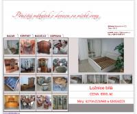 Použitý nábytek za nízké ceny Žatec