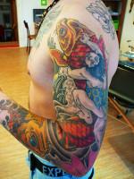 Tetovací studio Suder