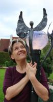 Astroložka Ing. Maria Baudyšová Jirků