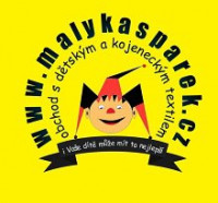 MALÝ KAŠPÁREK - DĚTSKÉ ODĚVY, POTŘEBY