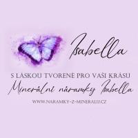 Náramky z minerálů Isabella, minerální náramky