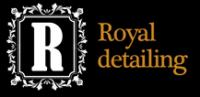 Royal detailing