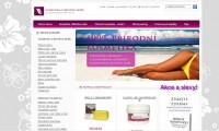 Mrtvé moře – e-shop
