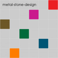 David Meloun  metal-stone-design