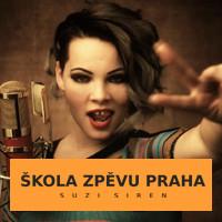 Škola zpěvu Praha I SUZI SIREN
